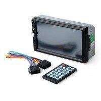 Bluetooth Car Radio Player Stereo 12V FM/MP3/Audio / Charger/ USB/SD/AUX/ Auto Electronics In Dash autoradio 2 DIN
