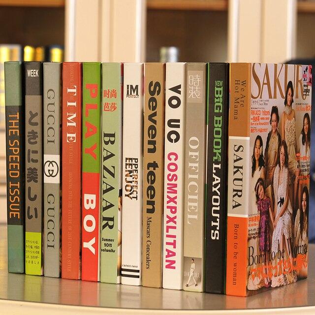 Dekorative Bücher handwerk kunst dekoration großhandel 10 stÜcke handwerk kunst omina