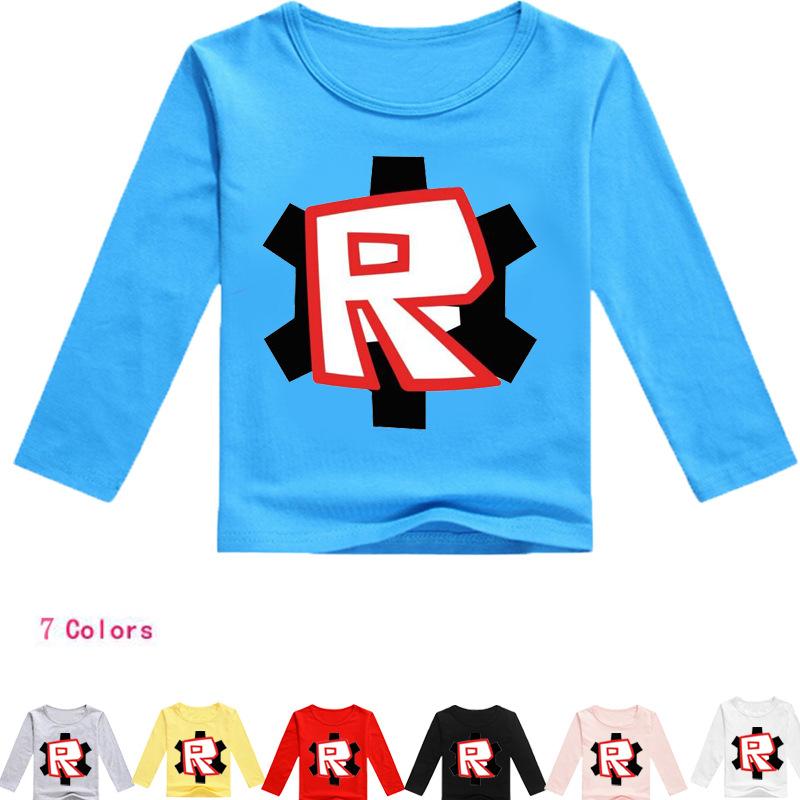 913e067bb891e 2 16Years Nununu 2018 Adolescent Vêtements Roblox T Shirt Enfants ...