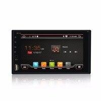 170*96MM Car Electronic autoradio 2din android car player stereo GPS Navigation WIFI+Bluetooth+Radio+3G+TV (Option)