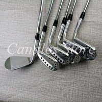 Golf Clubs 0311 Wedge 0311 Golf Wedges Black/silvery 52 54 56 58 60 Degree Steel Shaft With Head Cover
