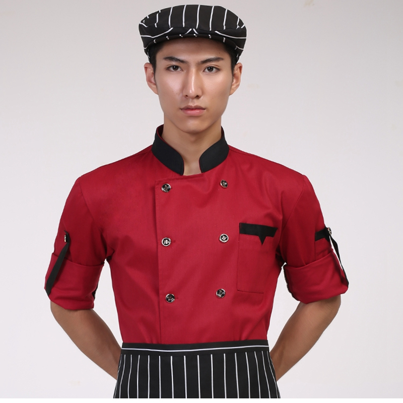 Restaurant Kitchen Uniforms online get cheap uniform kitchen women black -aliexpress