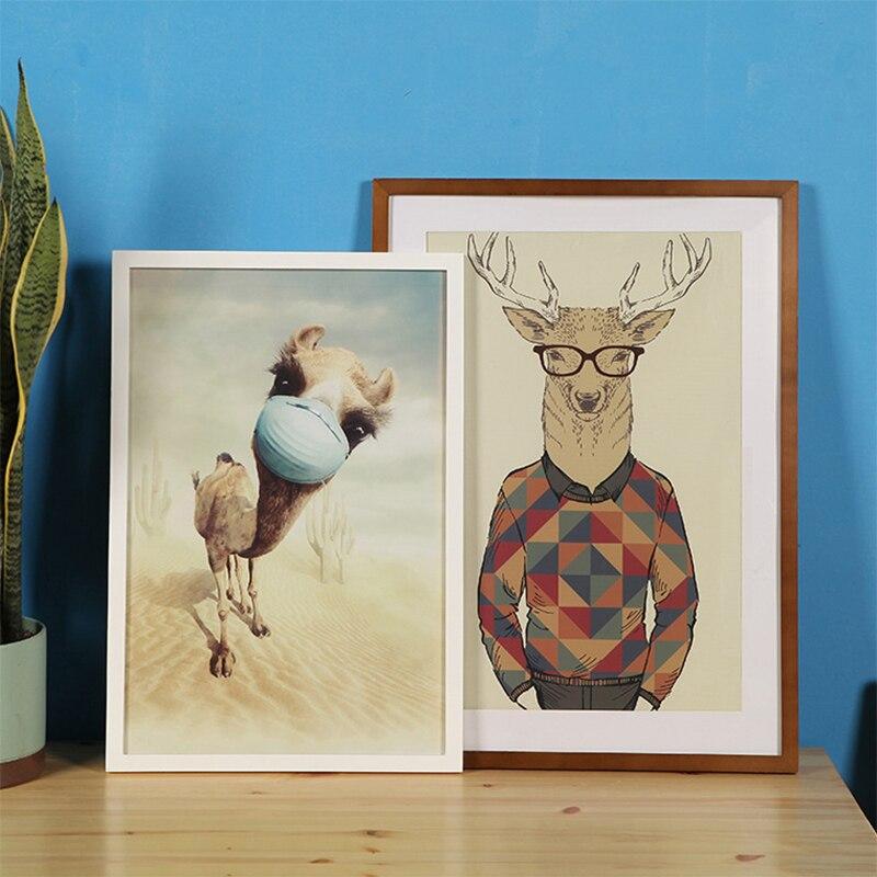 Benutzerdefinierte Holz Gerahmte Leinwand Malerei Foto Drucke ...