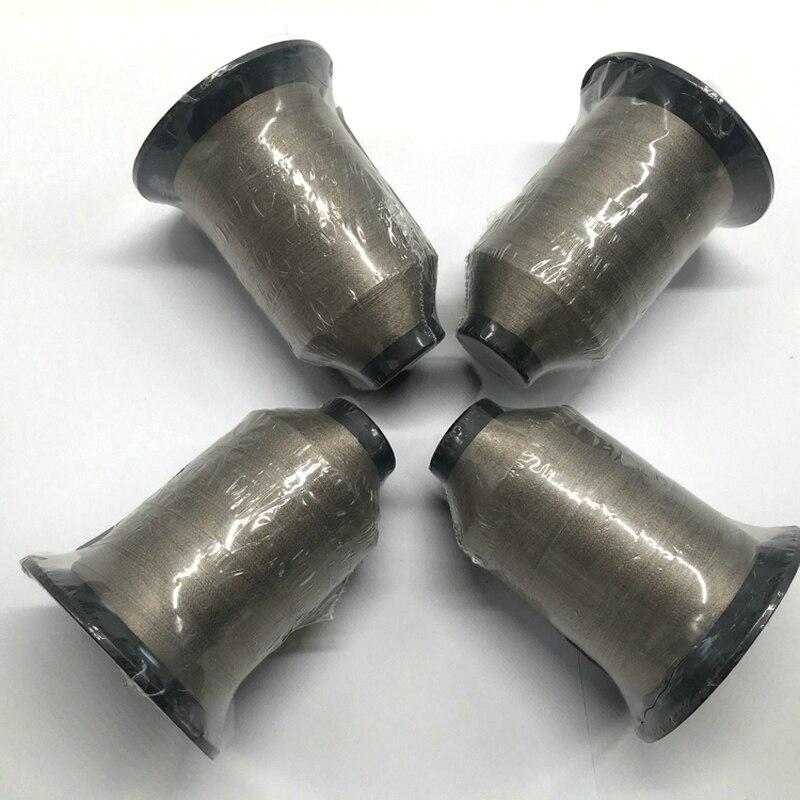 Anti straling zilver gecoat naaigaren geleidende vezels garen-in Naaigaren van Huis & Tuin op  Groep 2