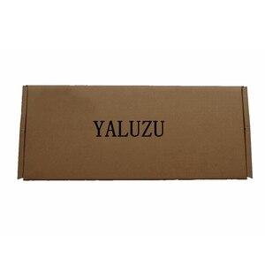 Image 3 - YALUZU غطاء جديد لشركة آسوس N76 N76VM LCD الجبهة الحافة غطاء B شل 13GNAL1AP010 1 الأسود