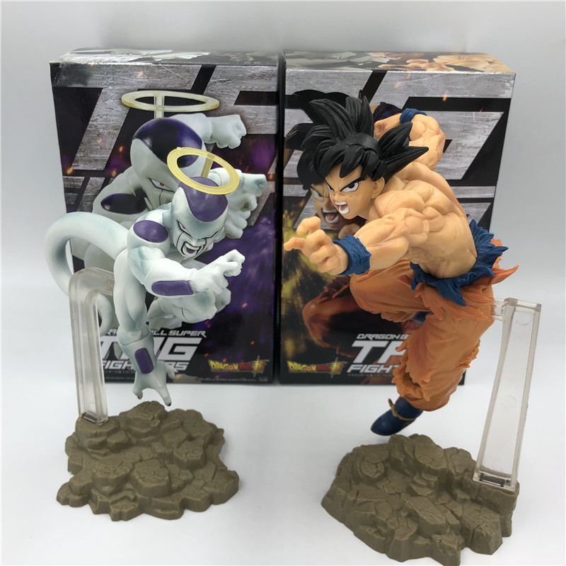 Angel Frieza Vs Goku Super Broly Action Figure Dbz Goku Super Saiyan Collection Model Highly Polished Toys & Hobbies Search For Flights Dragon Ball Z 2019 Movie Ver