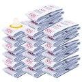 Embalagem Confidential 50 pcs/100 pçs/lote Suave Lubrificado com Óleo Grande Brinquedos Sexuais de Látex Natural Preservativos Masculinos Preservativo Ultra Fino