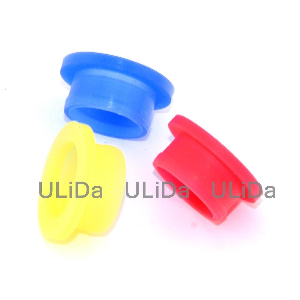 Engine Exhaust Pipe Tubing Joint Adapter Silicone Gasket for HSP 1//8 RC Nitro Car Tbest Exhaust Pipe Tubing Joint Silicone Gasket
