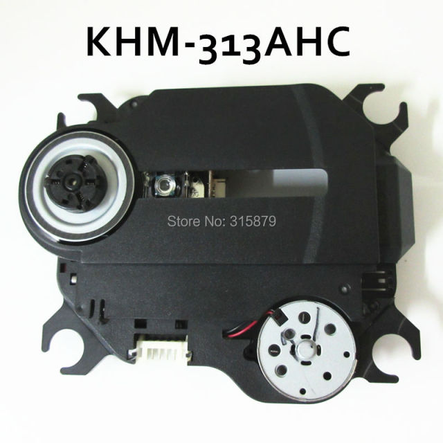 Original New KHM-313AHC for SONY DVD Laser Lens with Mechanism KHM313AHC KHM 313AHC