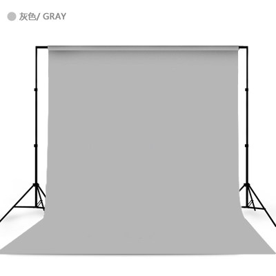Gray color thicken Photographic background cloth Non-Glare Certificates clothing portrait photogrpahy Non-Woven fabric #1003