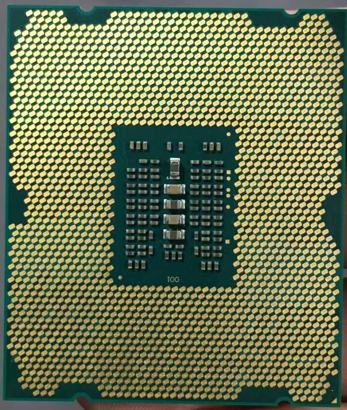 Processeur Intel Xeon E5 2630L V2 CPU 2.8 LGA2011 Six Serveur processeur e5-2630L V2 E5-2630LV2 - 2