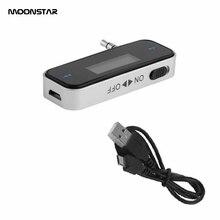 Adaptador del receptor inalámbrico bluetooth manos libres llamada cargador con USB 3.5mm Kit de coche aux estéreo de música audio Bluetooth Coche