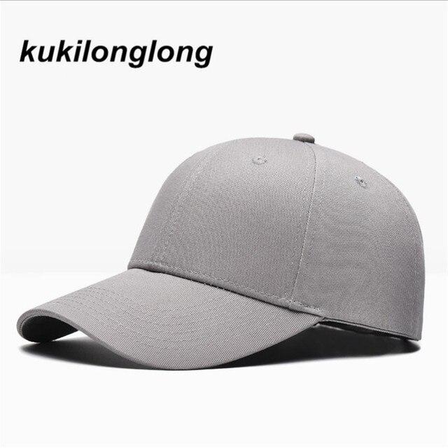 fbb8434e3b249 kukilonglong 2017 baseball cap dad hat gorra black snapback hats for men  white dad hats bone cotton gorras women solid casual