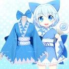 Anime Cosplay TouHou...