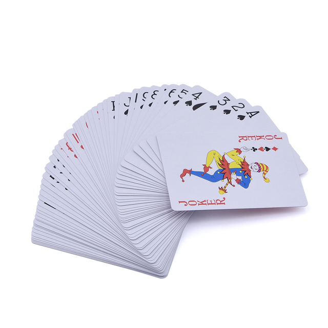 Marked Deck Playing Cards