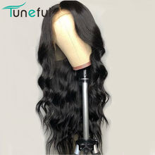 Lace Front Human Hair Wigs Body Wave 8-26 inch 150% Brazilian Remy Lace Frontal Wigs Free Part Pre Plucked Hairline Baby Hair(China)