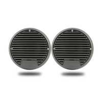 140W 3 Inch Heavy Duty Mini Marine Waterproof Outdoor Motorcycle Car Speakers for ATV UTV Tractor Boat Yacht Surface Mounted