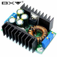 300W XL4016 DC-DC Max 9A Step Down Buck Converter 5-40V To 1.2-35V Adjustable Power Supply Module LED Driver