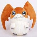 "Historieta del Anime Digimon Adventure Patamon Plush Toys rellena suave Dolls 6 "" 14 cm"