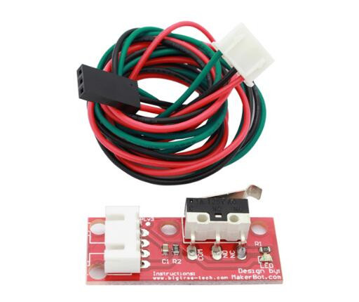DuoWeiSi 3D Printer Parts Mechanical endstop switch for RAMPS 1.4 3D Printer