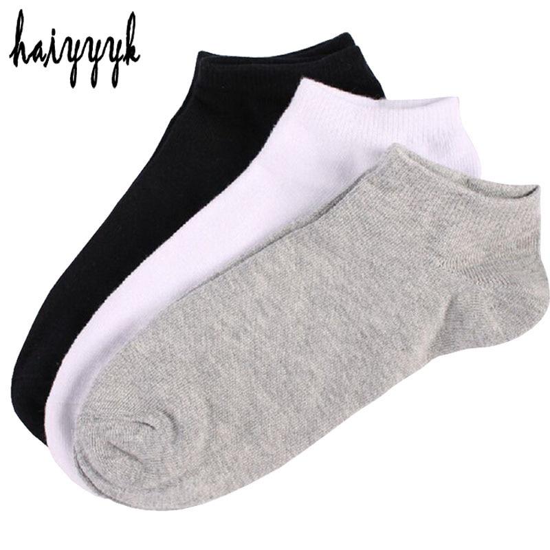 20Pcs=10Pair Solid Men Socks Invisible Ankle Bamboo Fiber Socks Male Summer Breathable Socks black bobbysocks Size EUR 38-42
