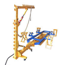 European Frame Beam Calibration Frame Car Bench Auto Body Calibration Instrument Scissor Lift Beam Calibration Instrument