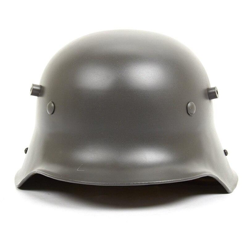 WW1 M16 German Helmet Army Elite M1916 Stahlhelm Steel Combat Helmet OD