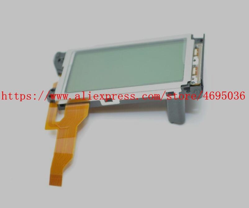 New Top Small LCD Display Screen For Nikon D600 D610 Digital Camera Repair Part Camera Modules     - title=