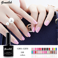 168 Colors Gel Nail Polish UV Gel Polish Long-lasting Soak-off LED UV Gel Color Hot Nail Gel 10ml/Pcs Nail Art Tools-GB31