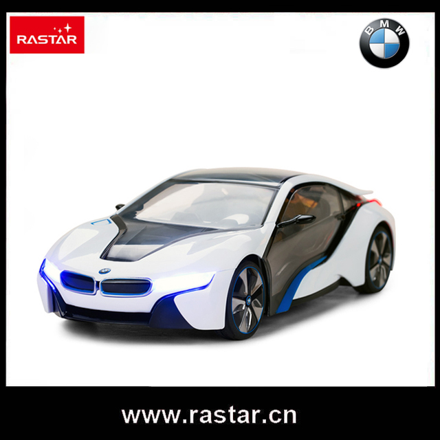 Rastar Licensed Remote Control Car Bmw I8 1 14 Scale Rc Car 2 4ghz