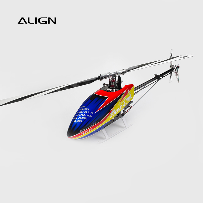 Boy Gifts ALIGN T REX 470LT Helicopter Dominator Super Combo Upgrade Version High Quality RC Helicopter
