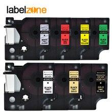 Label Printer Dymo 45808 19mm Makers 45813 Multicolor Compatible