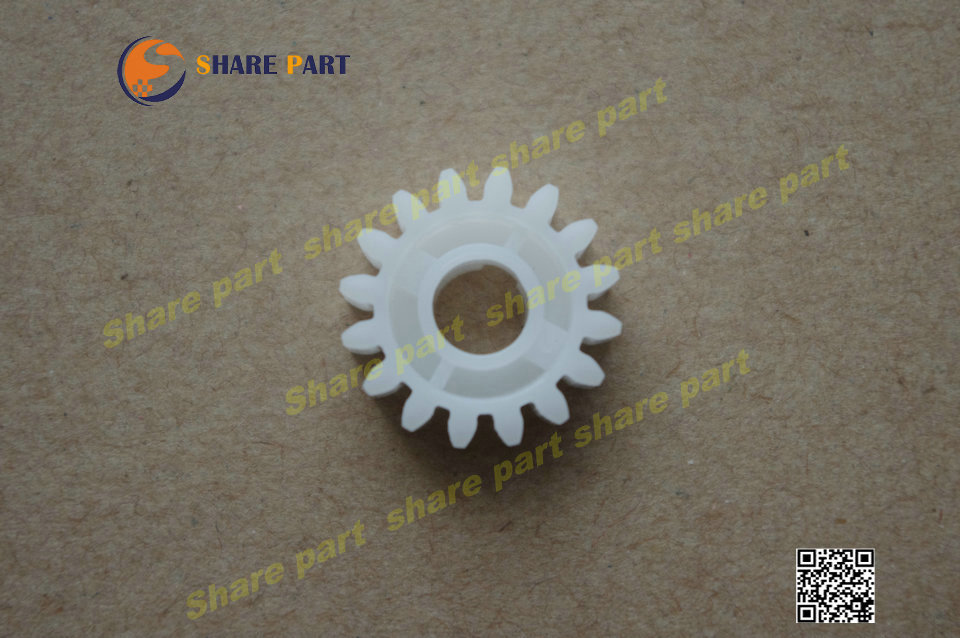 5 X Tray 2 Pickup roller drive gear For KYOCERA KM-1620 2020 1650 2050 2550 1648 1635 2035 4850w TA180 220 181 221