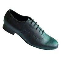 Zapatos 드 Baile 사이즈 US4.5-13.5 뒤꿈치 높이 2.5 센치메터 블랙