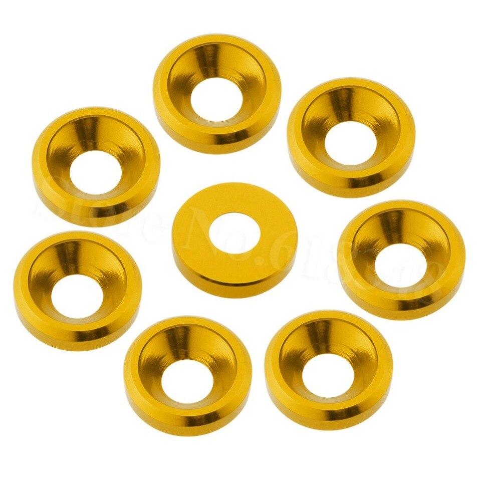 pack of 100 Frap Tools Black Plastic Washers For M3 Eurorack Module Screws