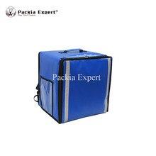 Пицца пирог транспортный ящик, большая сумка для доставки пиццы обращенной носителей, рюкзак 2-молния закрытия PHSB-393440
