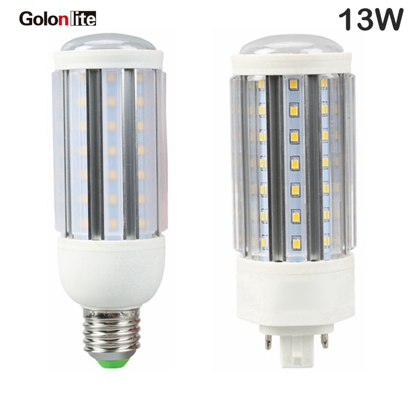 G24q 4 pin 15w led corn bulbs 5000K quantity discount