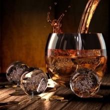Hoomall для виски, коктейлей ледяные шарики чайник Силиконовые Хоккей пресс-форм вечерние Бар антипригарным кубическая, для конфет для изготовления пресс-формы