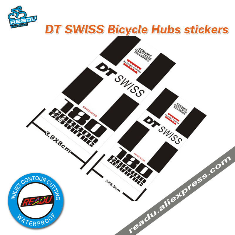 <font><b>DT</b></font> SWISS road bikeflower stickers MTB Wheels <font><b>DT</b></font> 180 <font><b>Hubs</b></font> Stickers Unreflective Glossy Decoration Front And Rear <font><b>Hubs</b></font> Stickers