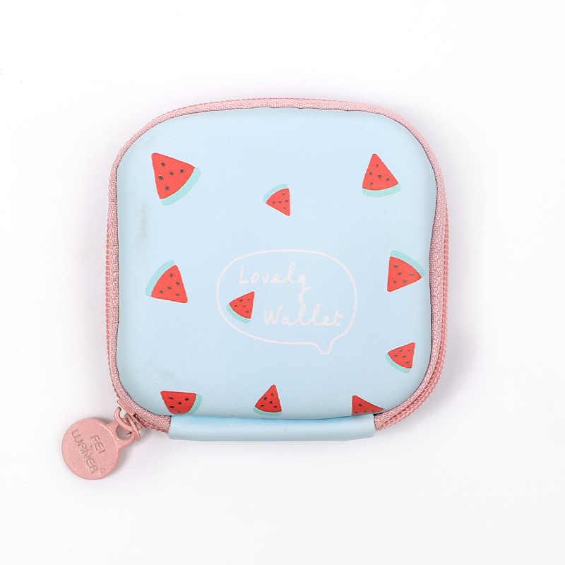 217c7f7e168f62 ... eTya Women Coin Purse Cartoon Cute Headset Bag Small Change Purse  Wallet Pouch Bag for Kids ...