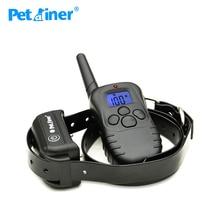 Petrainer PET998DB 1 wodoodporny akumulator psy elektroniczny kołnierz szkolenia naszyjnik do szkolenia psów