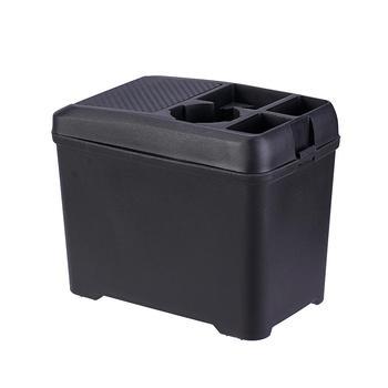 Black Universal Car Interior Trash Can Multi-Function Trash Bin Storage Box  Cup Drink Holder Accessories bag holder papelera oficina basurero dust kosz na smieci de garbage cubo basura reciclaje dustbin recycle poubelle bin trash can