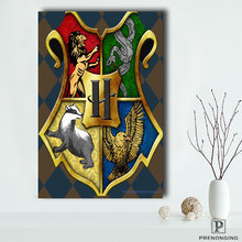 Canvas Poster Silk Fabric Harry Potter Poster Undesirable No. 1 Room Poster/Home Decorative Poster#190114s01(China)