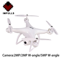 Impulls 8808GPS New HD 2MP/5MP Wide Camera Drone With GPS Follow Me Helicopter Surround Flght Quadcopter 3Types Mode FSWB