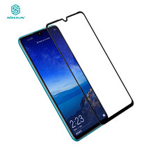 Huawei P30 Lite cam Nillkin CP + Pro ekran koruyucu için tam tutkal temperli cam Huawei P40 Lite