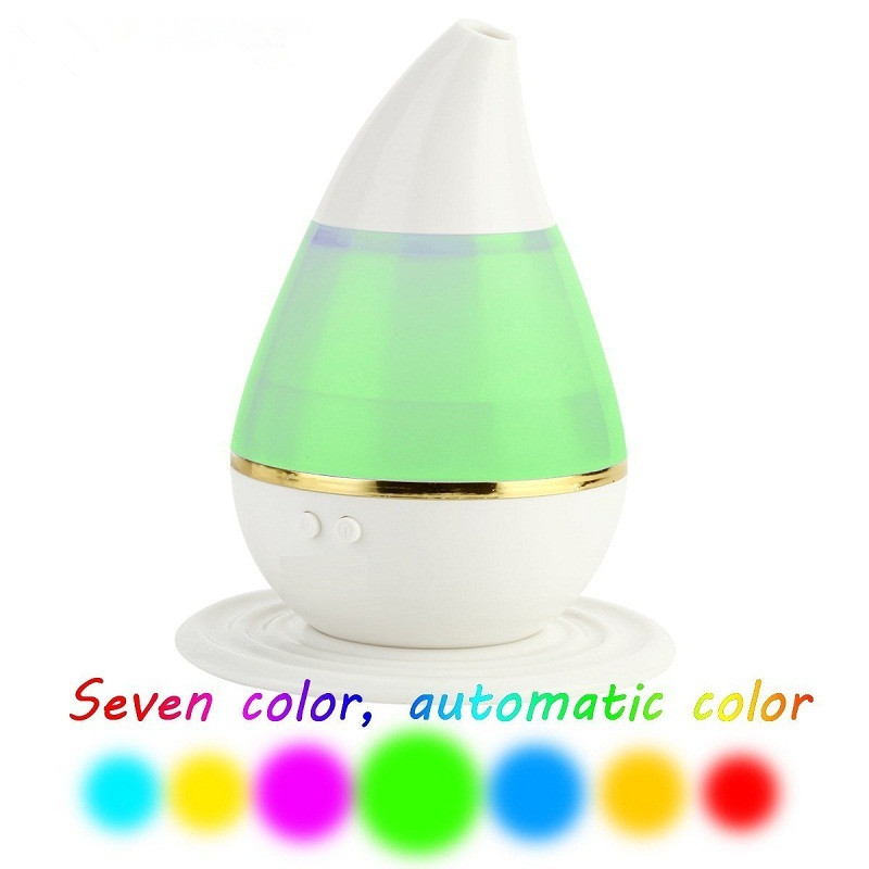 Mini Ultrasonic Humidifier USB Humidifier Car Aromatherapy Essential Oil Diffuser Atomizer Air Purifier Mist Maker Fogger 500ml usb air humidifier essential oil diffuser mist maker fogger mute aroma atomizer air purifier night light for home