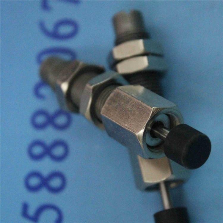 все цены на SMC SMC Pneumatic components Pneumatic tools Cylinder bumper Buffer RB1007S онлайн