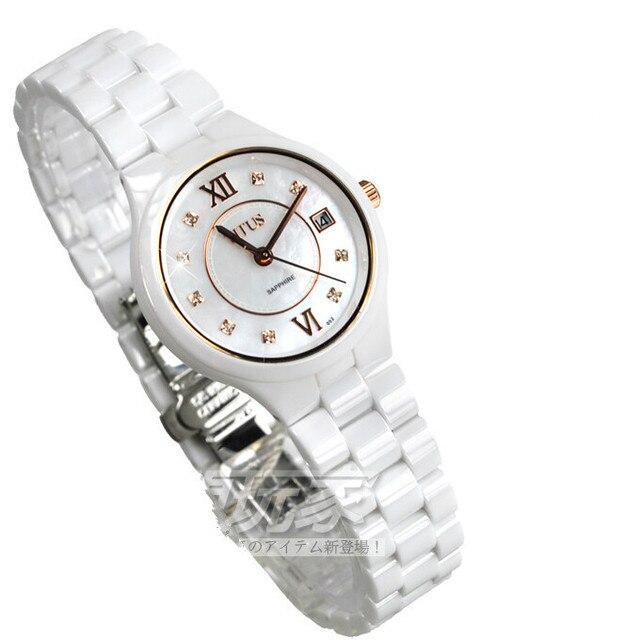 b8bacfbdf The Hongkong purchase of genuine Solvil et Titus classic luxury ceramic  Ladies Watch 06-2709-002