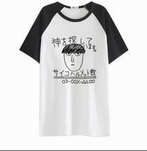 Mob Psycho 100 Kageyama Shigeo T-Shirt (4 Models)