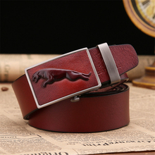 2017 new Brand men's fashion Luxury belts for men cowhide leather Belts for man designer automatic belt for jeans free shipping